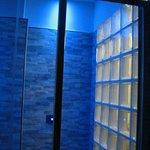 Ванная комната вид из самой ванной