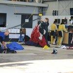 Skidiving team