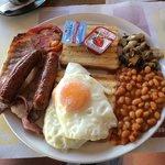 Gorgeous breakfasts