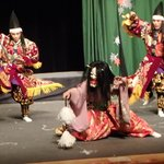 Hiroshima Kagura Performance
