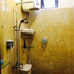 'Wet room'