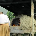 The outdoor kiln