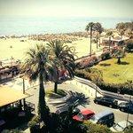 Dicht bij het strand, winkeltjes, restaurants ...