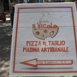 Pizza al taglio e piadina artigianale :grande bonta'