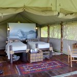 Luxury Tented Cottage