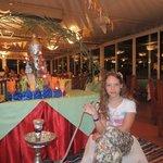Египетский вечер