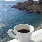 breakfast at Mykonos Star