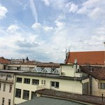 Вид с терасы
