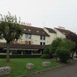Digione Hotel Kyriad Mirande
