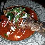 CHOO CHEE CRISPY BARRAMUNDI FISH! RECOMMENDED :-)