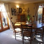 Holly End dining room