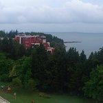 Панорама с балкона