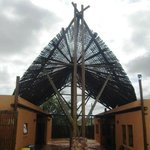 Entree Museum in Mapungubwe National Park