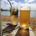 beach drinks