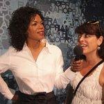 Entrevistada pela Oprah