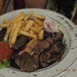 Mixed Meat Platter