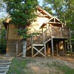 3-bedroom cabin