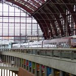 Train Shed of Antwerp Station