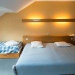 Chambre confort 5-6 personnes
