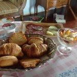 delicious breakfast by Rositsa