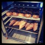 Freshly baked breads everyday!