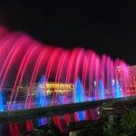 Fountain @ WaterWalk #2