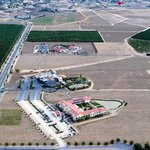 Ponte Vineyard Inn & Winery from above