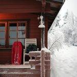 Davvi Arctic Lodge Cabin