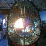 Fresnel Lighthouse Lens