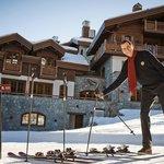 Ski in/ Ski out