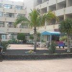 Zona recreativa y piscinas