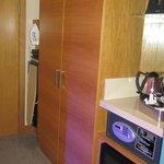Bedroom facilities