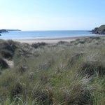Farr Bay Beach Behind Inn