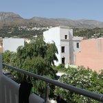Beautyful mountains in Plakias