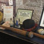 Museum - Babe Ruth Bat