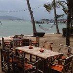 bar restaurant plage