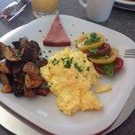 Lovly breakfast ❤️