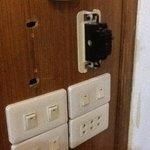electricite dangereuse