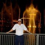 фонтаны Дубаи