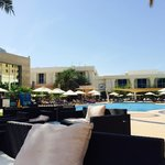 pool ground