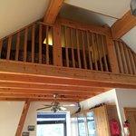 Wren loft room