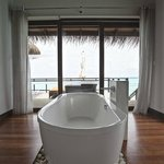 Water Villa Bathroom