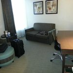 Room 708 seating area