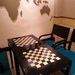 sala scacchi e carte