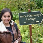 Pintu Masuk Ke Anne Hathaway's Cottage