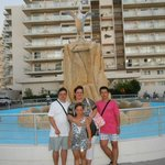 Holiday at Pegasos July 2014