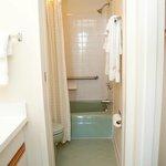 Condo Style Suite Bathroom