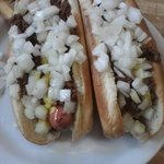 Two Coney Dogs