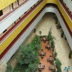 отель изнутри