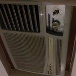 no split AC on window AC without remote